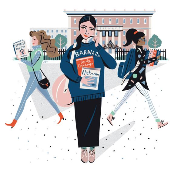 5 things to know before heading off to college (ph: Barnard.edu) // DNAMAG
