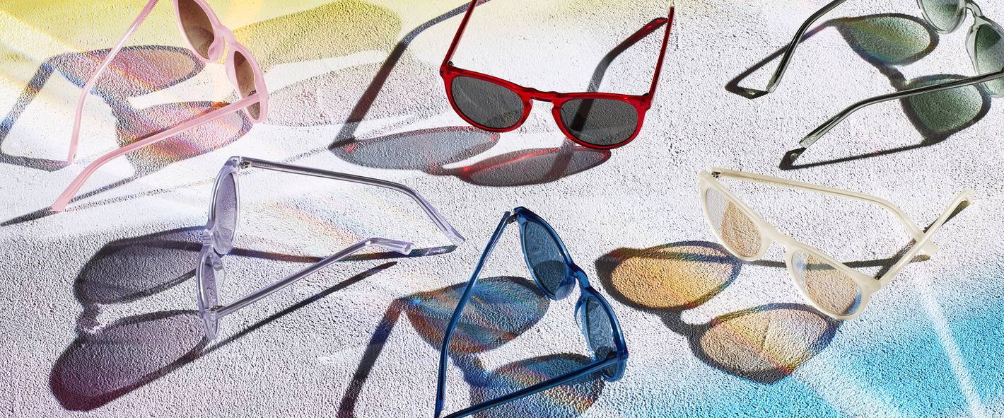 SUMMER OF WARBY PARKER -