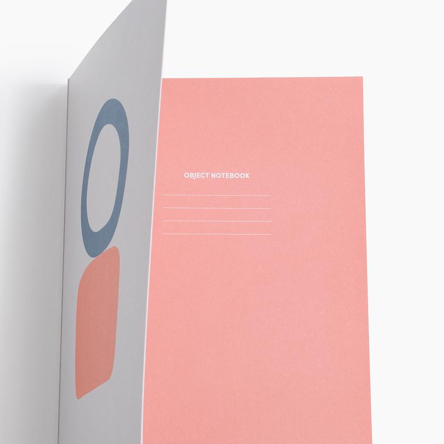Objects Notebook by Poketo