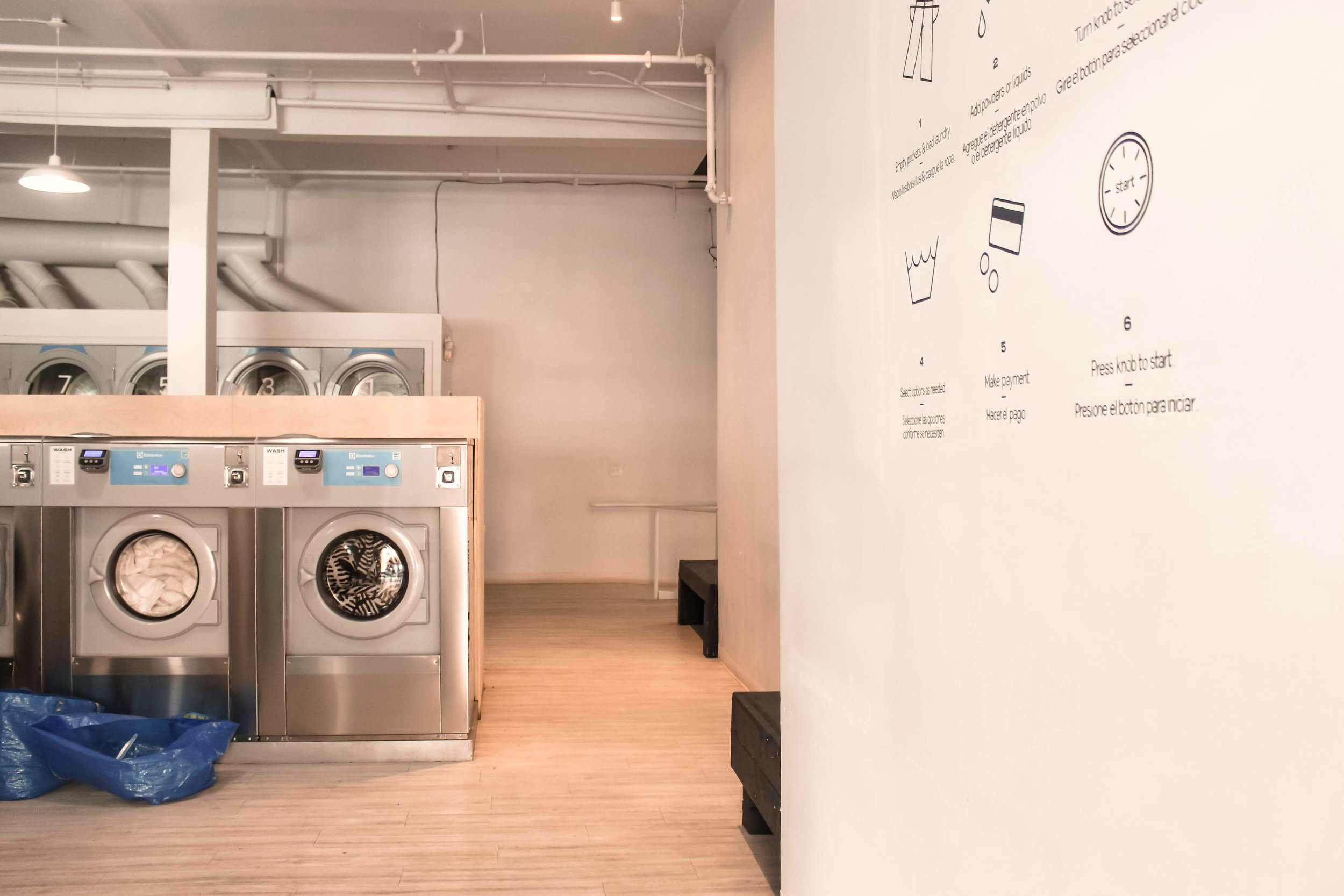 Laundré, a laundromat and cafe in San Francisco // DNAMAG