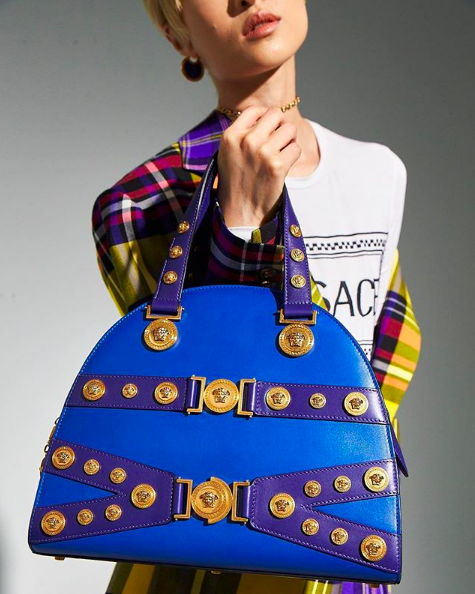 Versace at Farfetch.com