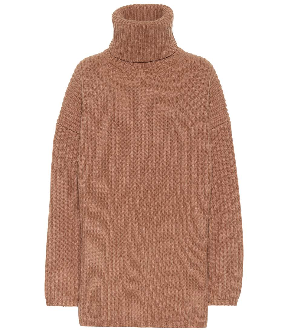 ACNE STUDIOS / WOOL TURTLENECK SWEATER $470 - available at MyTheresa