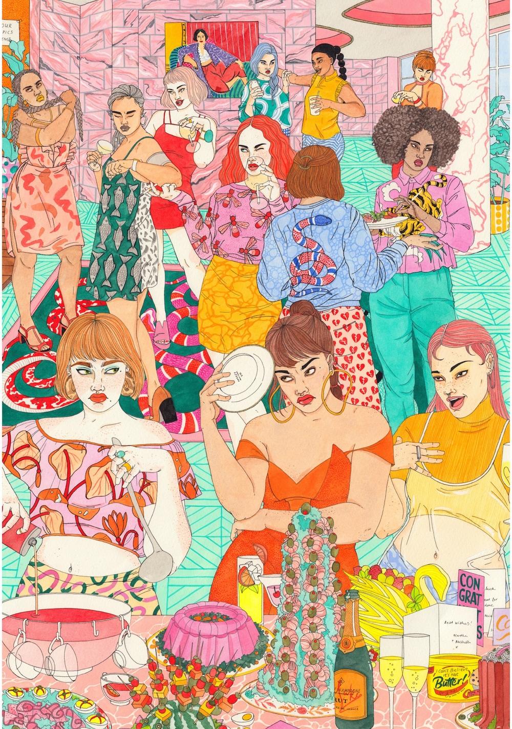 Laura Callahan, The Intersectional Feminist // DNAMAG