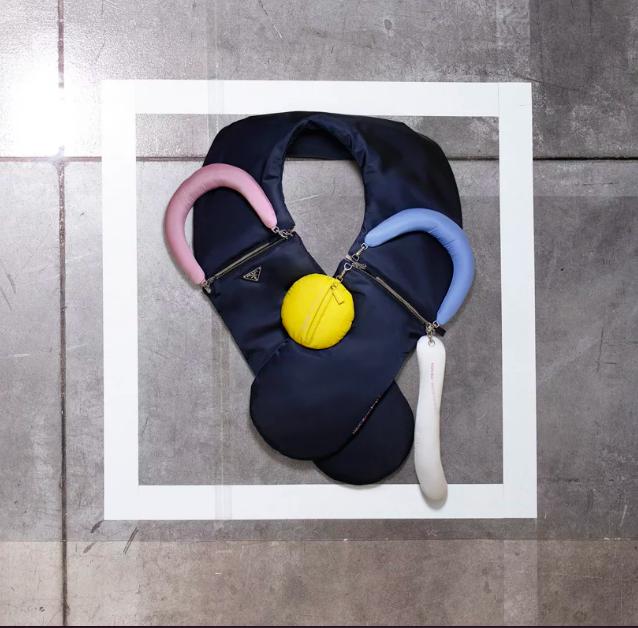 Prada Yooo Bag by Kazuyo Sejima