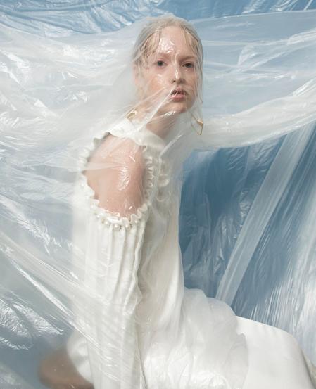 Metal Magazine photographed by Stella Morais
