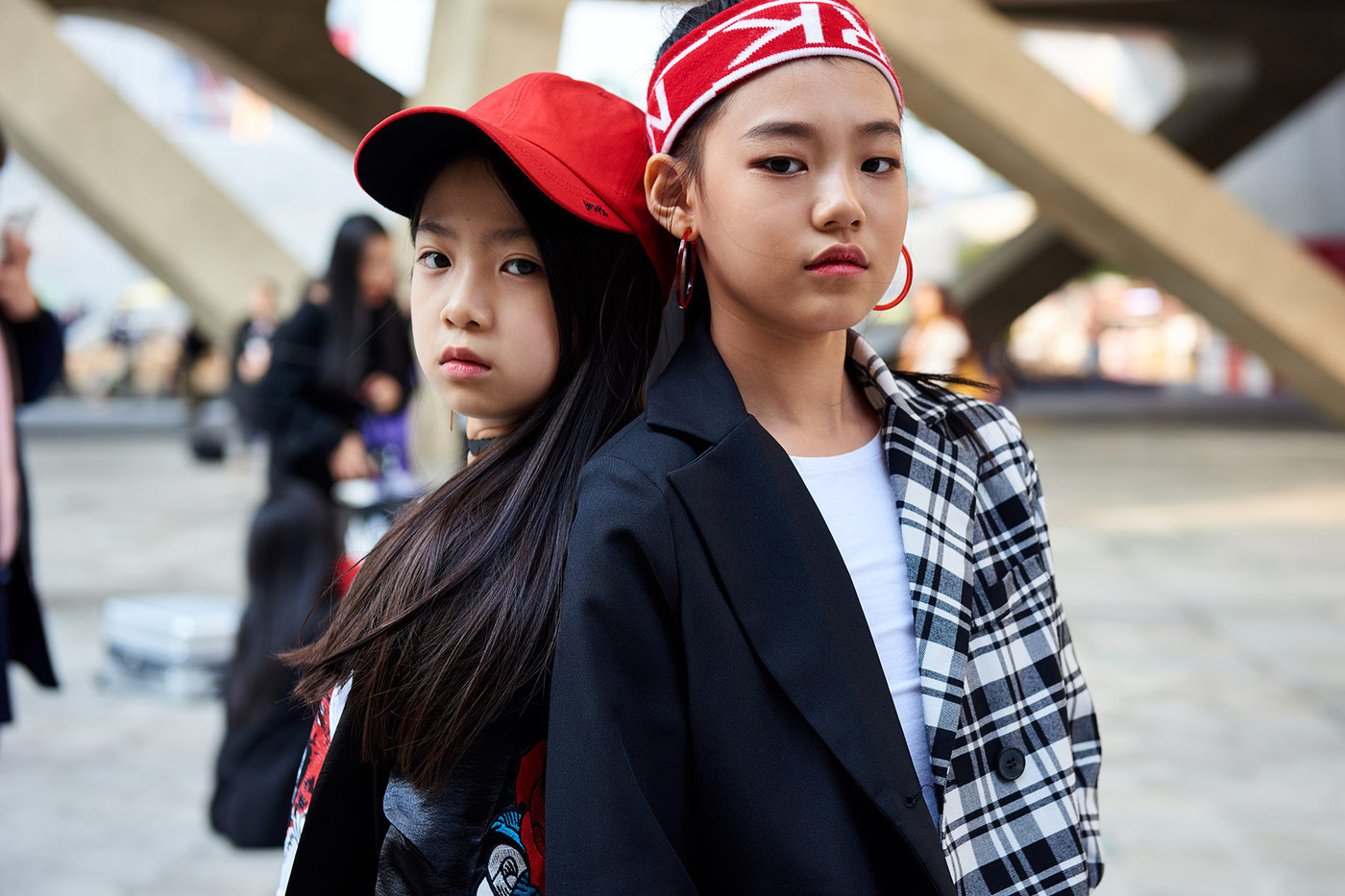 Seoul SS19 Fashion Week Street-style ph: Seunghoong Jeong / Hypebeast KR