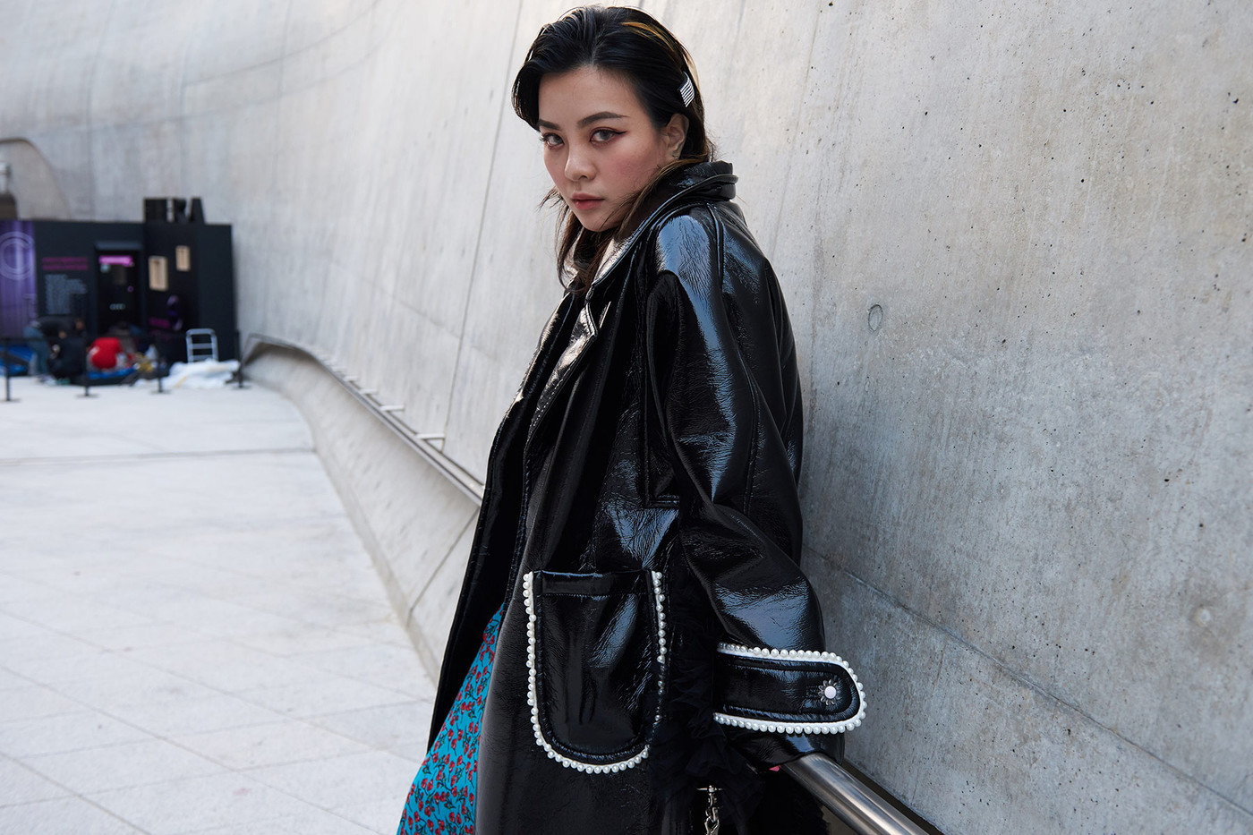 Seoul Fashion Week SS19 Street Style ph: Seunghoong Jeong / Hypebeast KR