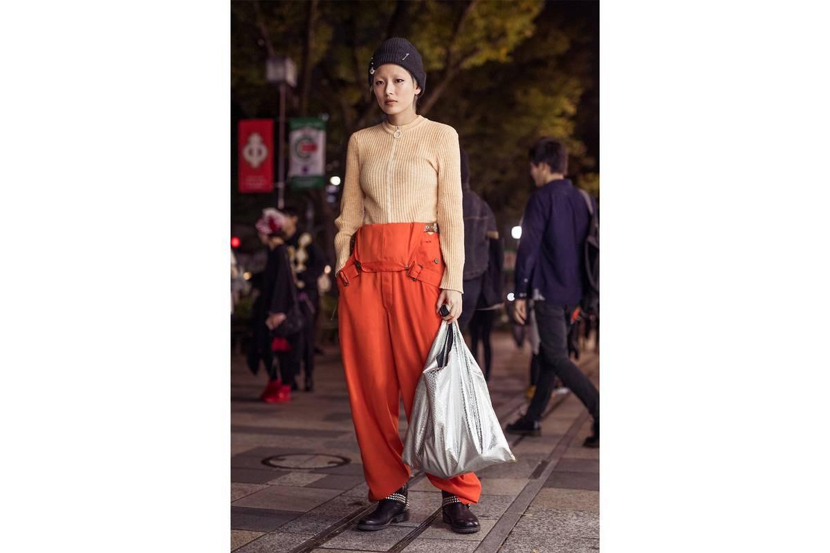 Tokyo Fashion Week SS19 ph: Matthew Sperzel
