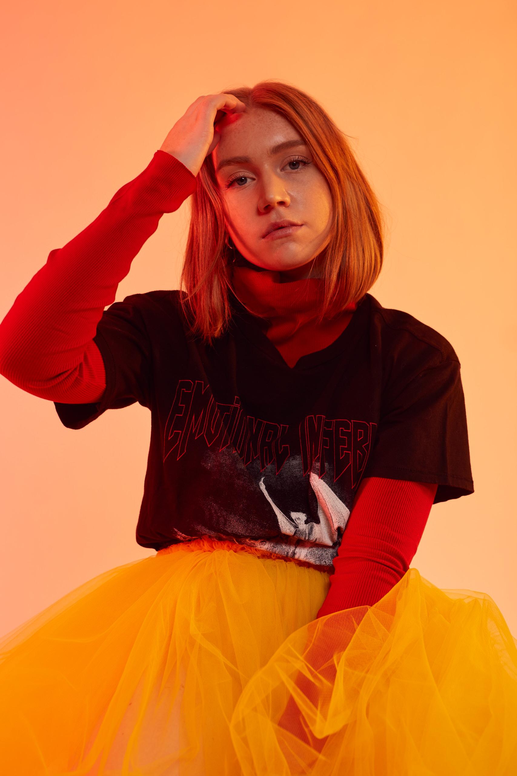 Girl To Know: Hanne Mjøen // DNAMAG