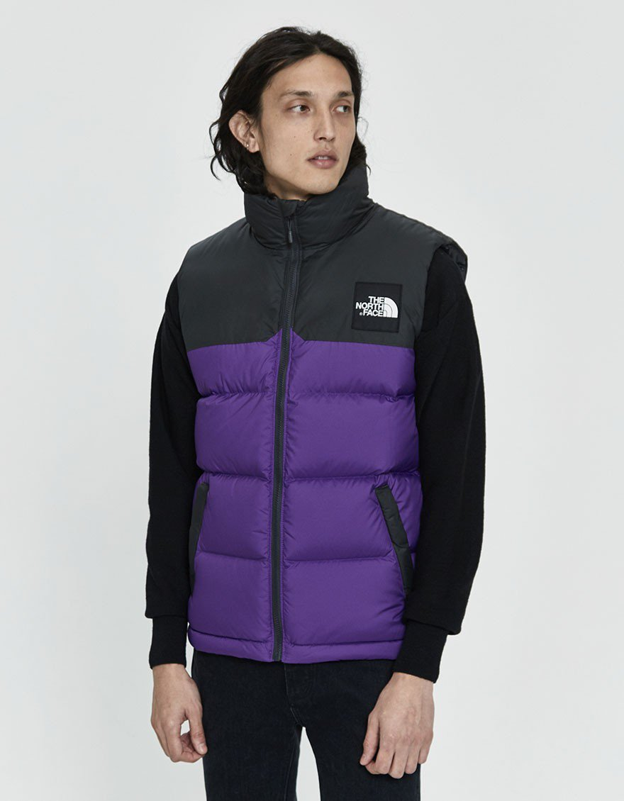 - NORTH FACE BLACK BOX / 1992 NUPTSE DOWN VEST $199 available at Need Supply