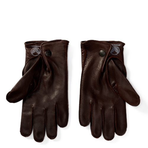 - RALPH LAUREN / CASHMERE LINED LEATHER GLOVES $195