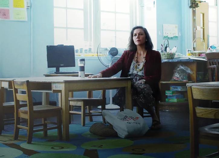 Maggie Gyllenhaal in 'The Kindergarten Teacher'