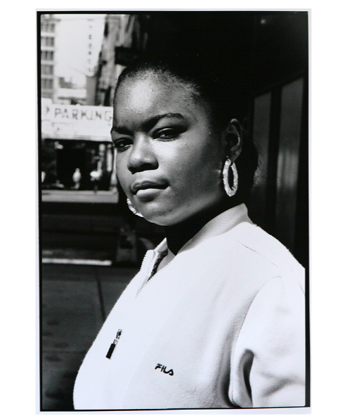"""JANETTE BECKMAN / 'ROXANNE SHANTE' $150 (14"""" X 11"""") - available at Artsy.net"""