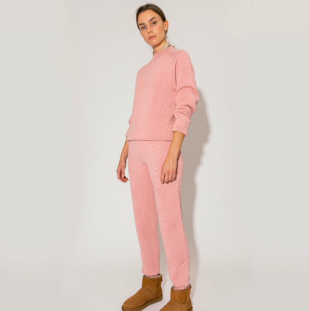 Milano Ribbed Sweater by Carcel