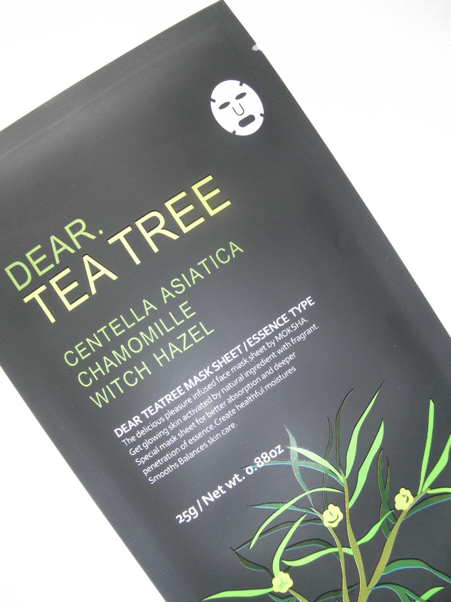 Moksha - Dear Tea Tree Mask -