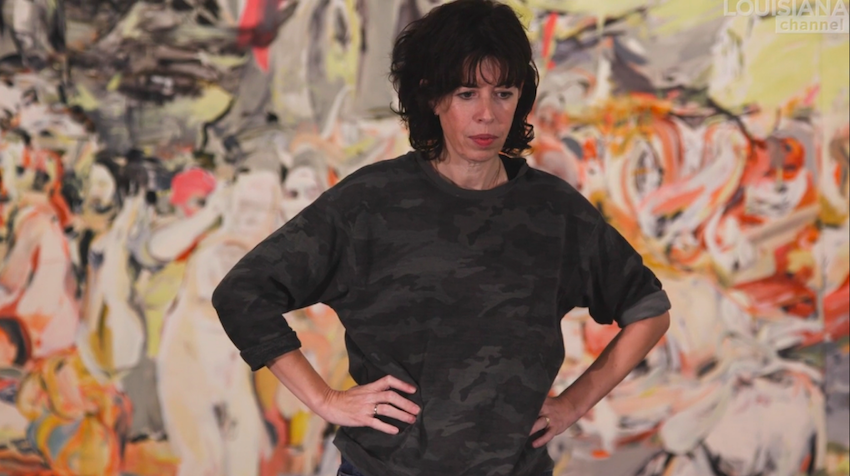 Influential British painter Cecily Brown // DNAMAG