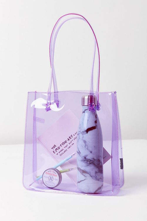 URBAN OUTFITTERS / LILY LADY TOTE BAG $19 -