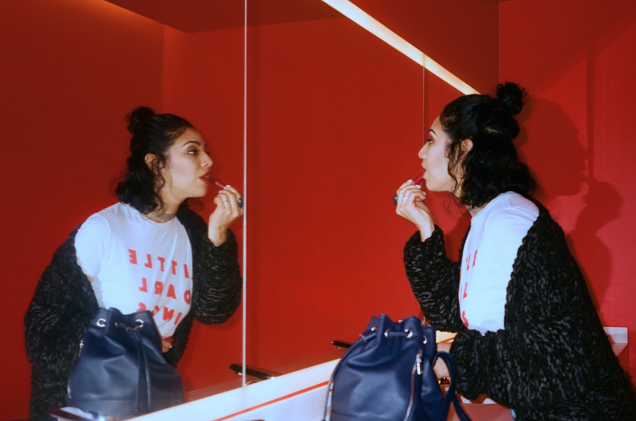 Daisy at the MOMA // DNAMAG