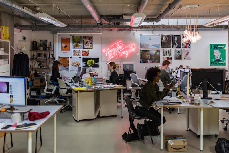 Creative Coworking in London: Shed // DNAMAG