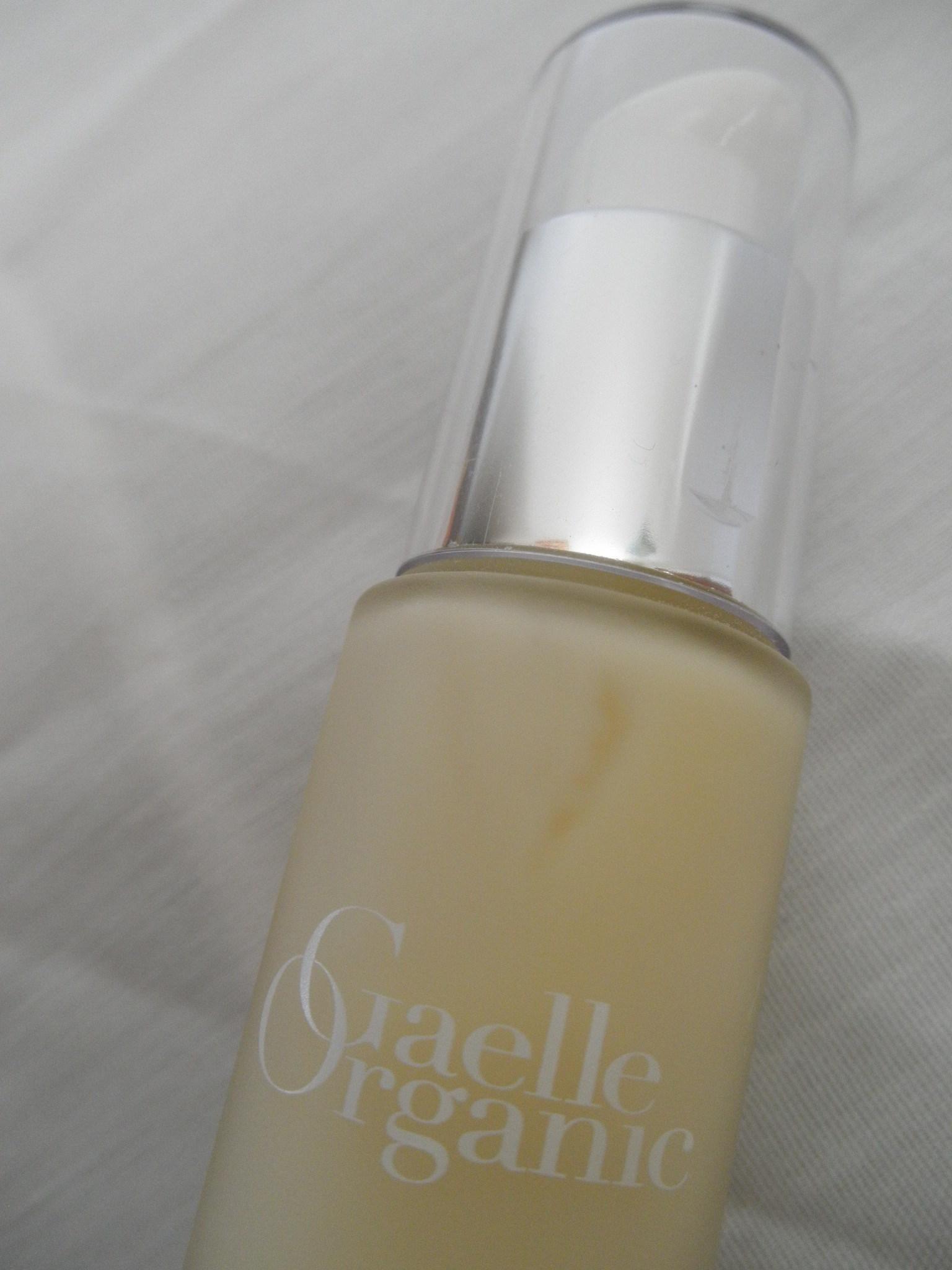 Gaelle Organic - Body Crème Supérieure -