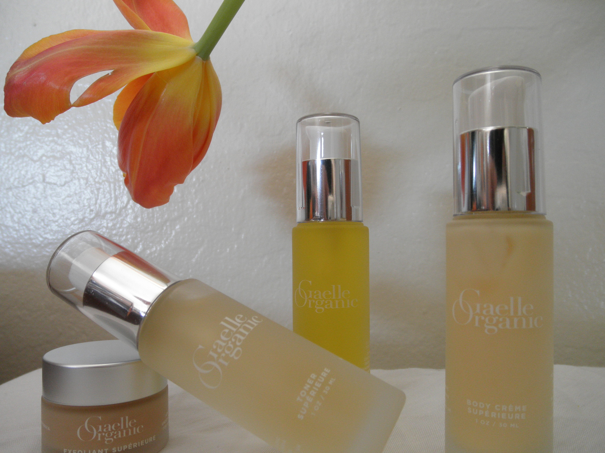 Read our review on Gaelle Organic skincare // DNAMAG