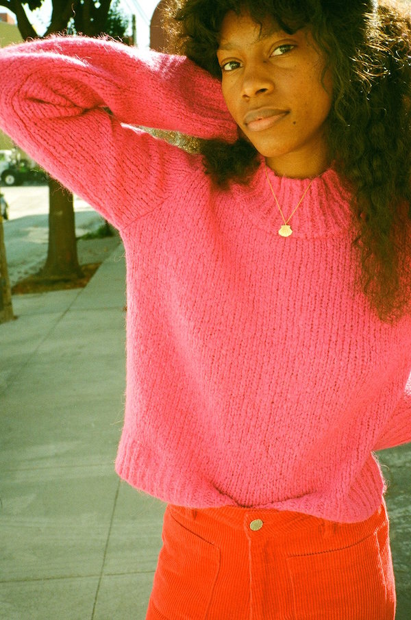 TOIT VOLANT / FRANCES SWEATER $206.99 - available at Lisa Says Gah