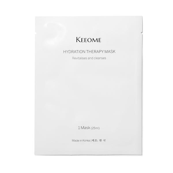 KEEOME / HYDRATION THERAPY SHEET MASK $6 - available at Facetory