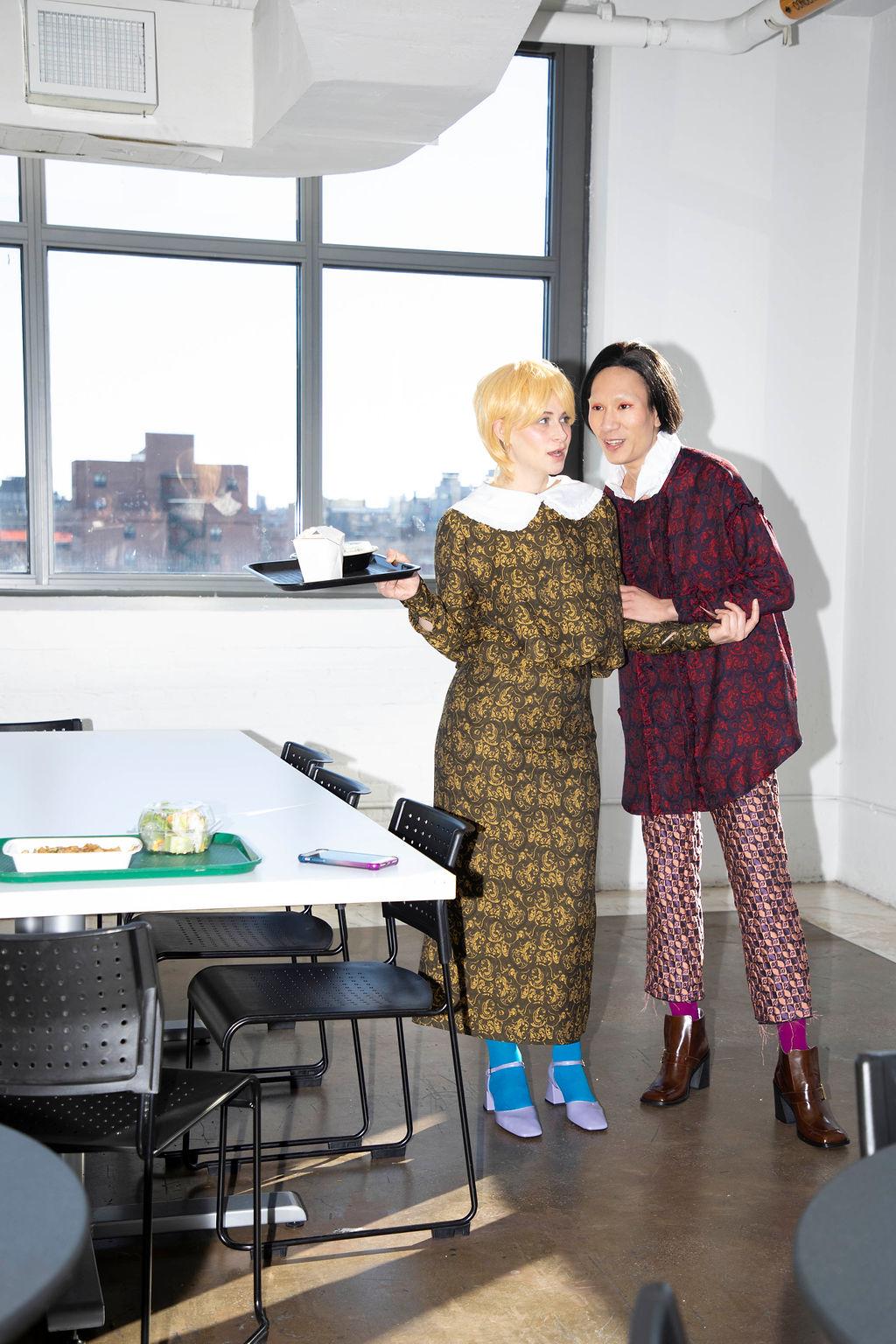 Suzanne Rae FW19 ph: Mae Elvis Kaufman & Lindsey Eskind // DNAMAG