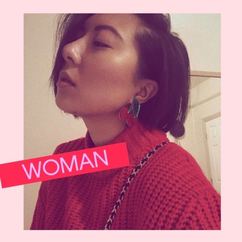 Anisa Young in Woman series // DNAMAG