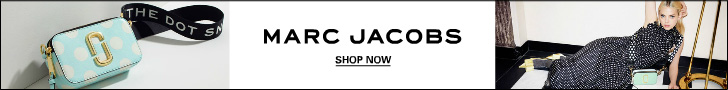 shop for spring at MarcJacobs.com