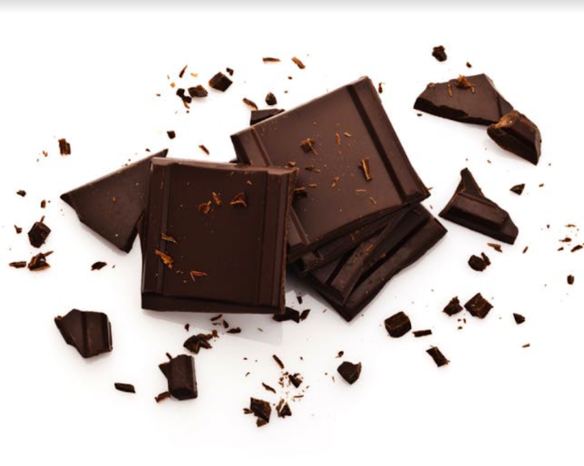 DARK CHOCOLATE  - Hydrates and improves circulation