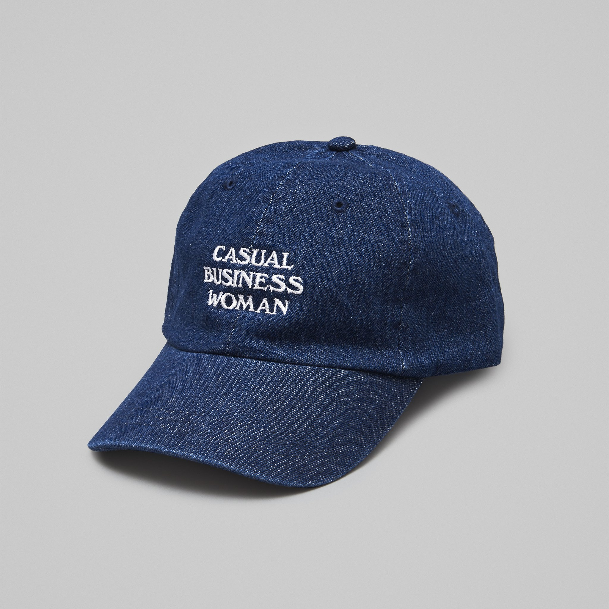THE WING / CASUAL BUSINESS WOMAN CAP $30 -