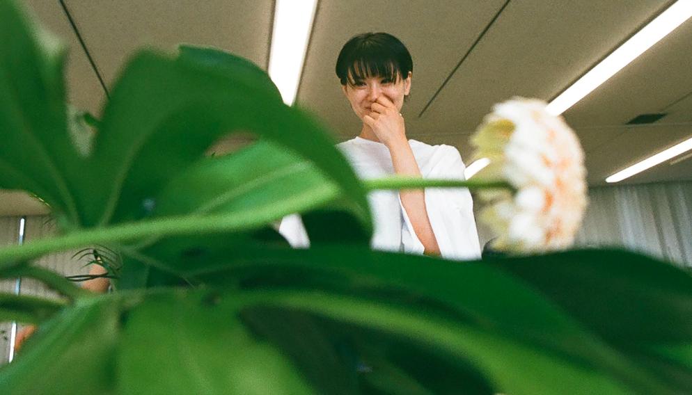 Haruka Hirata of Tokyo's Big Love Records