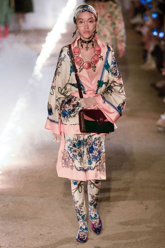 Gucci SS19 via British Vogue
