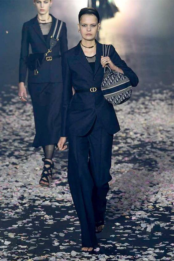 Christian Dior SS19 via Vogue