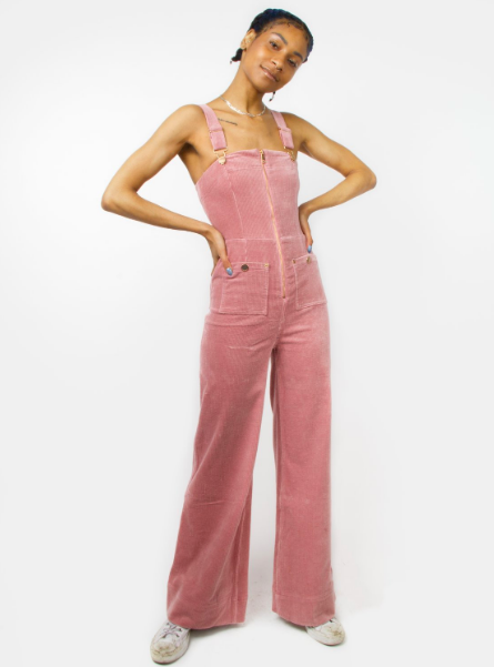 Alice McCall 'quincy overalls'