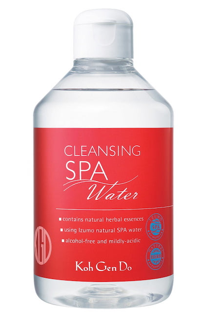KOH GEN DO / CLEANSING WATER A.K.A. MAKEUP REMOVER $46 -