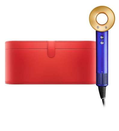 DYSON / SUPERSONIC HAIR DRYER 23.75 KARAT GOLD $499 - available at Sephora
