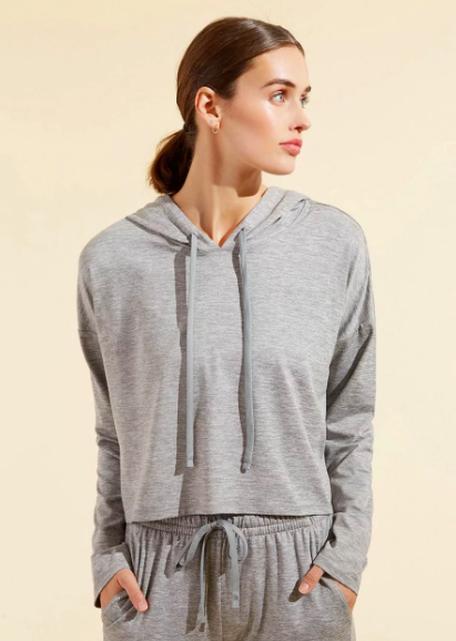 WE OVER ME / ZEN HOODIE $95 - available at Bandier