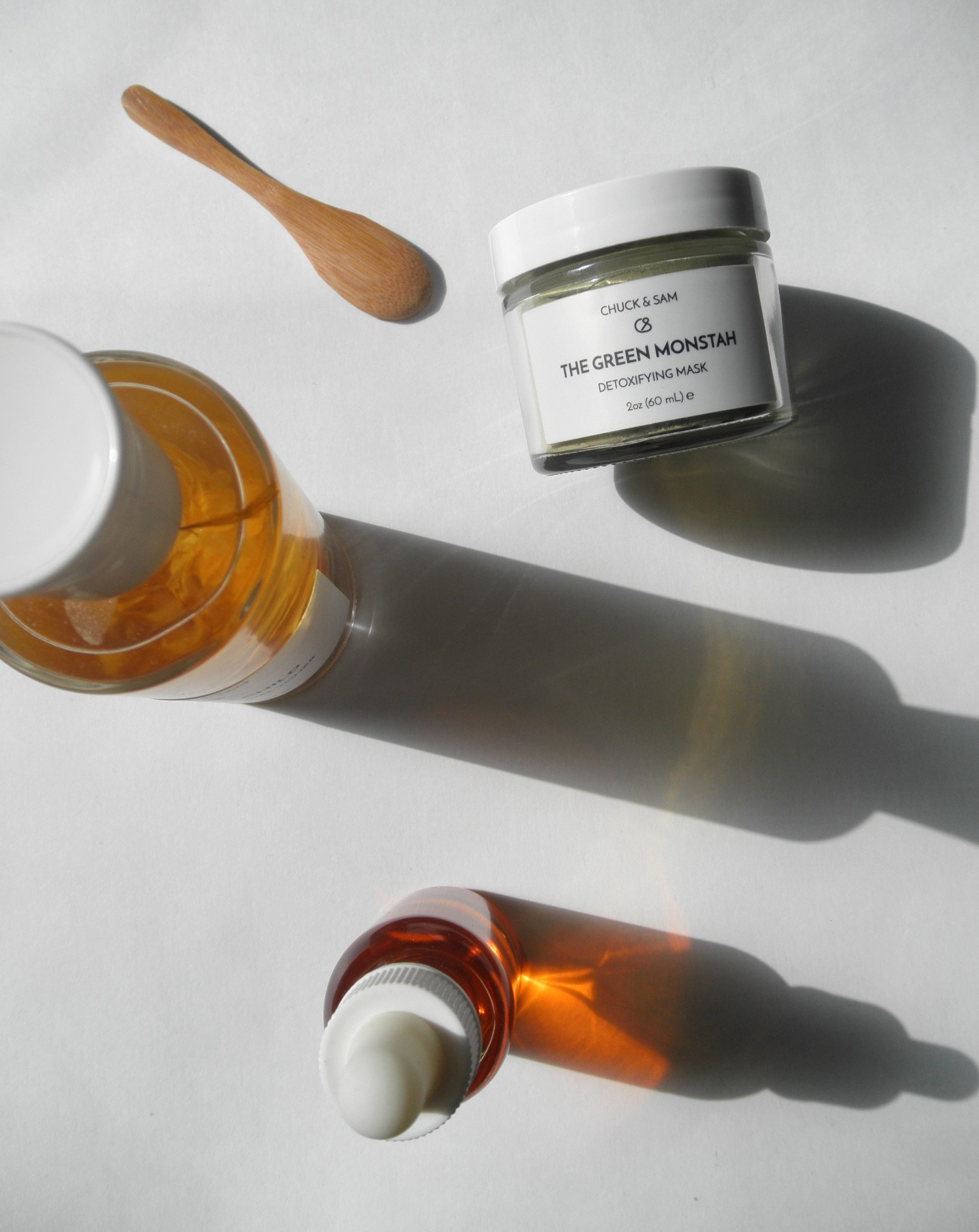 Chuck and Sam Organics Skincare, read our review on DNAMAG