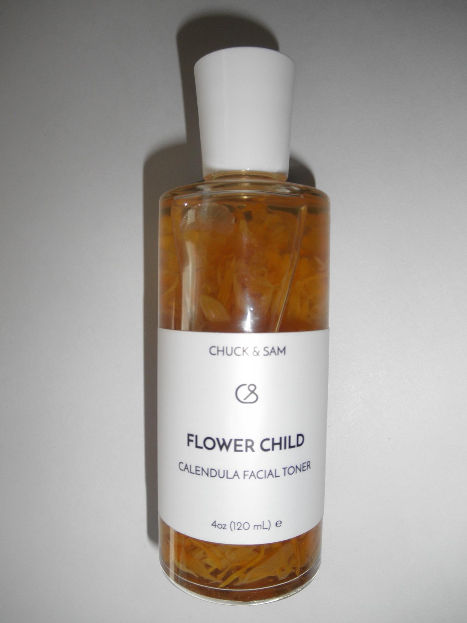 Chuck & Sam - Flower Child Facial Toner -