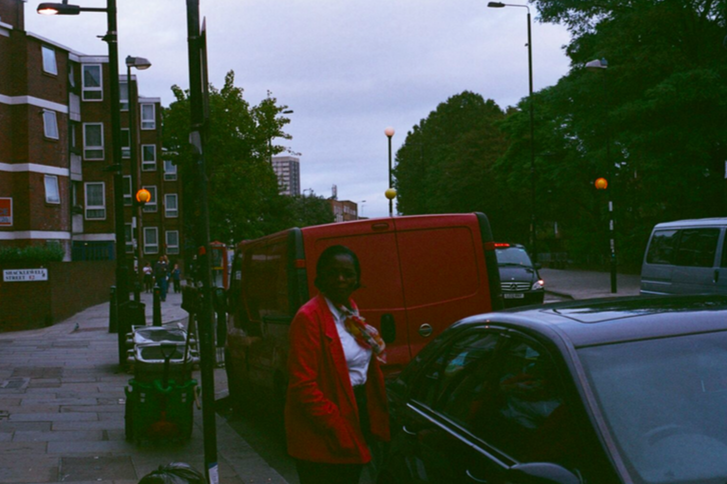 London, years 2014-2018