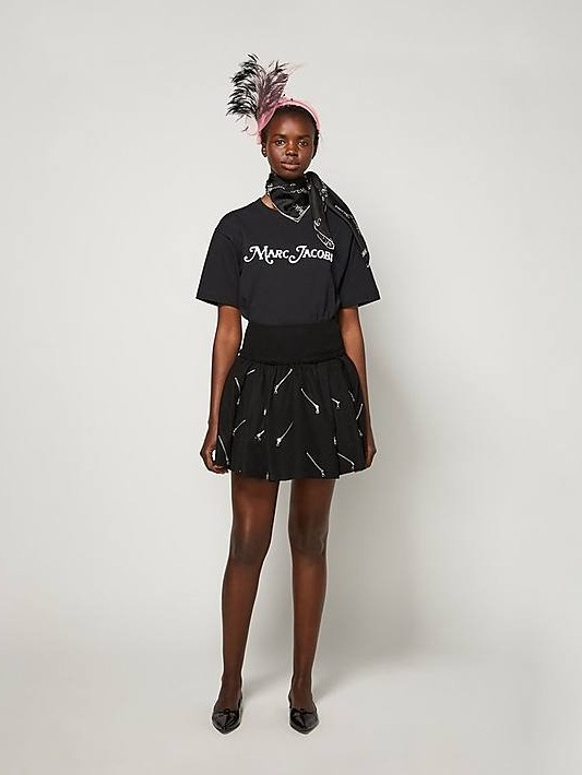 The Punk Skirt by Marc Jacobs