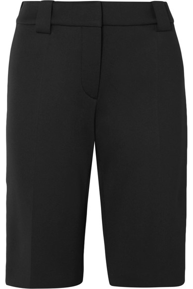 PRADA / TECH JERSEY SHORTS $840 - available at Net-a-Porter