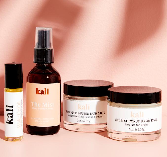 Kali Lux Pampering Kit