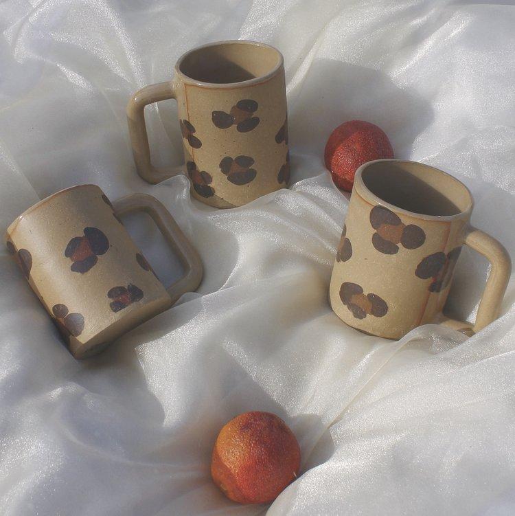 Leopard Mug by Summer School