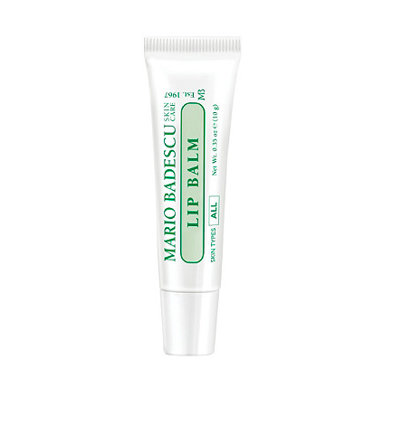 - Top off your looking with this ultra-hydrating lip balm by Mario Badescu ($8). This is a lip balm that works wonders in hydrating the lips and at $8 a tube, doesn't come close to breaking the bank (and the pricepoint means you can have one in your car, in your purse, etc.). Nothing like hydrated, juicy lips to bring together a fresh, dewy makeup look.