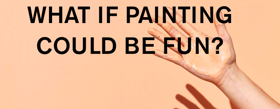 Backdrop, the new way to paint.