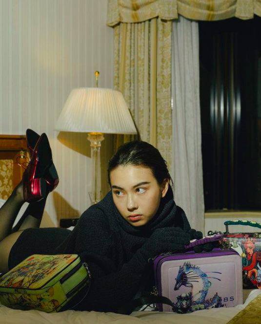 Lauren Tsai x Marc Jacobs