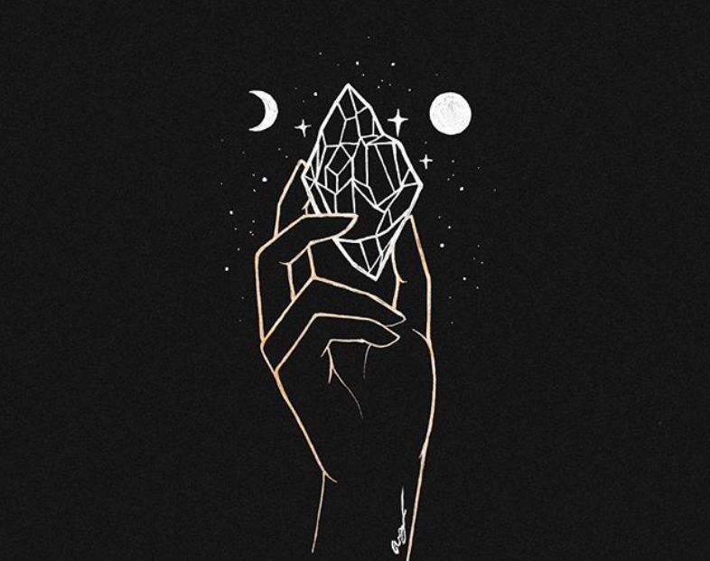 illustration by  @ameyasrealm